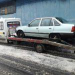Złomowanie pojazdu Opel